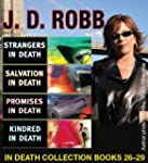J.D. Robb IN Death COLLECTION books 2...