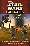 img - for Star Wars Ruiny Dantooine book / textbook / text book
