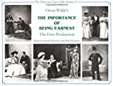 Oscar Wilde's The Importance of Being Earnest: A Reconstructive Critical Edition of the Text of the First Production, St. James Theatre, London, 1895 (0861403789) by Wilde, Oscar
