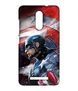 Block Print Company Here comes the Captain Phone Cover for Xiaomi Redmi Note 3