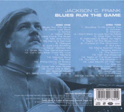 Frank Blues Frank Blues Run The Game
