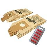 SUDS-ONLINE Dust Bags for Panasonic MCUG302 MCUG304 Vacuum Cleaners...