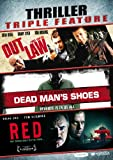 Outlaw & Dead Man's Shoes & Red: Triple Feature [DVD] [Region 1] [US Import] [NTSC]
