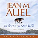 The Clan of the Cave Bear: Earth's Children 1 (       UNABRIDGED) by Jean M. Auel Narrated by Rowena Cooper