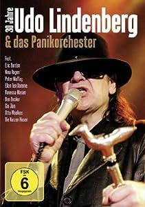 30 Jahre Udo Lindenberg & das Panikorchester [2 DVDs]
