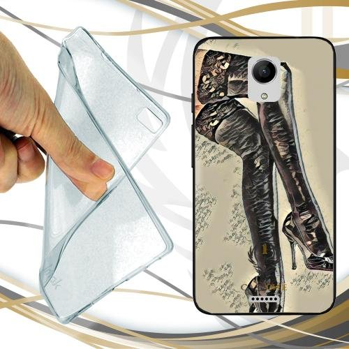 CUSTODIA COVER CASE COLLANT FASHION PER WIKO FREDDY