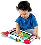 Fisher-Price Laugh & Learn Case for iPad, Red Infant, Baby, Child