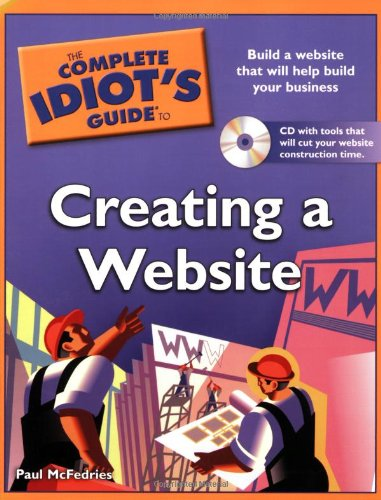 The+Complete+Idiot%27s+Guide+to+Creating+a+Website