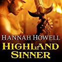 Highland Sinner: Murray Family, Book 16 Audiobook by Hannah Howell Narrated by Angela Dawe
