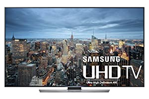 Samsung Electronics UN60JU7090 60-Inch 4K Ultra HD 3D Smart LED TV from Samsung