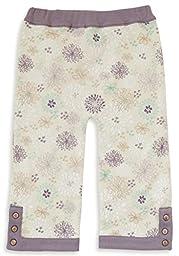 Finn + Emma Baby-girls Infant Pant, Flower Print, 3-6 Months