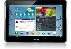 Samsung Galaxy Tab 2 P5110 WIFI Tablet (25,7 cm (10.1 Zoll) Display, 1GHz Prozessor, 1GB RAM, 16 GB Speicher, 3,2 Megapixel Kamera, Android) titanium-silber