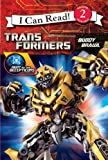 Transformers: Hunt for the Decepticons: Buddy Brawl (I Can Read Book 2)