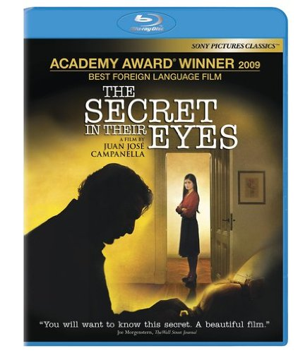 Blu-ray : The Secret in Their Eyes (, Dubbed, Dolby, AC-3, Widescreen)