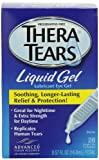 Thera Tears Liquid Gel, Lubricant Eye Gel, Single-Use Containers [Personal Care]