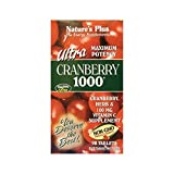 Nature's Plus Ultra Cranberry -- 1000 mg - 90 Tablets