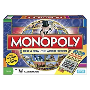 Monopoly Here and Now World