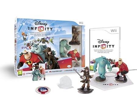 Disney Infinity - Pack De Démarrage [Importación Francesa]
