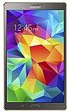 Samsung Galaxy Tab S T705 Tablet (8.4-inch, 16GB, WiFi, 3G, 4G LTE, Voice Calling), Titanium Bronze