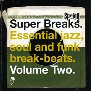 Super Breaks Vol.2: Essential Jazz Soul & Funk Breakbeats [VINYL]