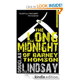 The Long Midnight Of Barney Thomson: A Serial Killer Thriller (Barney Thomson #1)