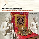 echange, troc Tsering Tobgyal - Bols chantants tibetains art of méditation