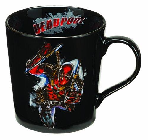 Deadpool Marvel 12 oz. Ceramic Mug