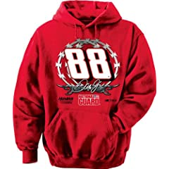Dale Earnhardt Jr. Pull Over Sweatshirt by Checkered Flag