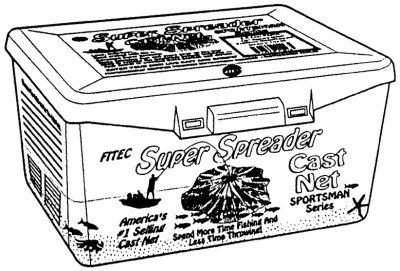 FITEC 10150 RS750 Super Spreader
