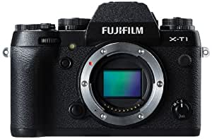 Fujifilm X-T1 16 MP Mirrorless Digital Camera with 3.0-Inch LCD (Body Only) (Weather Resistant)