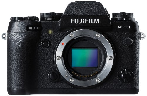 Why Choose Fujifilm X-T1 16 MP Compact System Camera with 3.0-Inch LCD (Body Only)