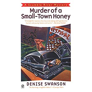 Murder of a Small-Town Honey Hörbuch