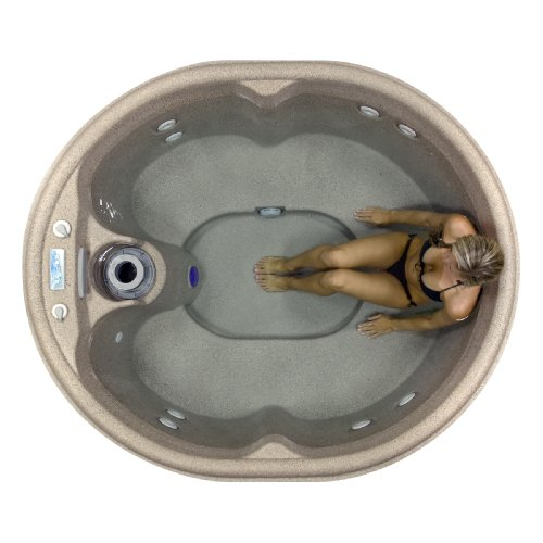 Lifesmart Rock Solid Luna Spa  Plug & Play Operation