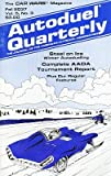 img - for AUTODUEL QUARTERLY VOLUME 5, NO. 3 book / textbook / text book