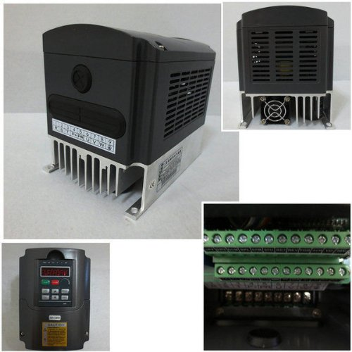 Great Deal Best 220V Design 3.0Kw Variable Frequency Drive Energy Saving Effect