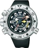 [シチズン]CITIZEN 腕時計 PROMASTER プロマスター AQUALAND 本格派 200M-Diver\\\'s ダイバーズ Eco-Drive エコ・ドライブ BN2021-03E メンズ