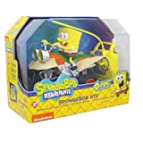 Spongebob Squarepants Remote Control ATV Vehicle