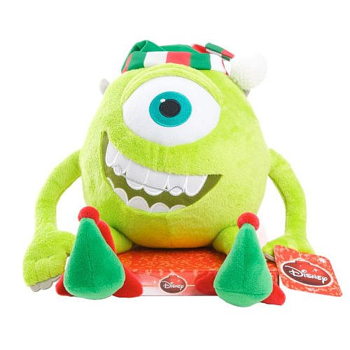 Holiday Monsters U Plush - Mike - 1