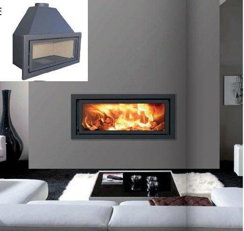 Casas cocinas mueble accesorios chimeneas de lena - Salvachispas para chimeneas ...