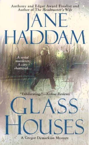 Image for Glass Houses: A Gregor Demarkian Novel (Gregor Demarkian Novels)