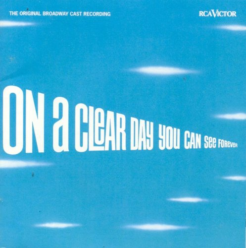 On A Clear Day You Can See Forever: The Original Broadway Cast Recording (Can Can Soundtrack compare prices)
