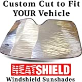 Sunshade for FIAT 500 Year(s) 2012 HEATSHIELD Windshield Custom-fit Sunshade