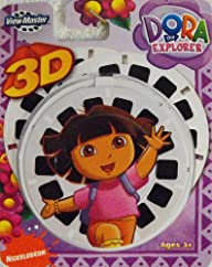 ViewMaster 3D Reels – Dora the Explorer 3-pack set