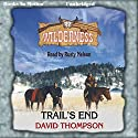 Trail's End: Wilderness Series, Book 22 Audiobook by David Thompson Narrated by Rusty Nelson