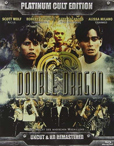 Double Dragon ( Platinum Cult Edition ) [Blu-ray]