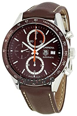 TAG Heuer Men's CV2013.FC6234 Carrera Automatic Chronograph Watch from TAG Heuer