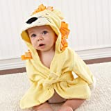 King Of The Jungle Bath Robe
