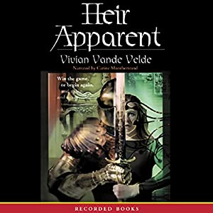 Heir Apparent Audiobook