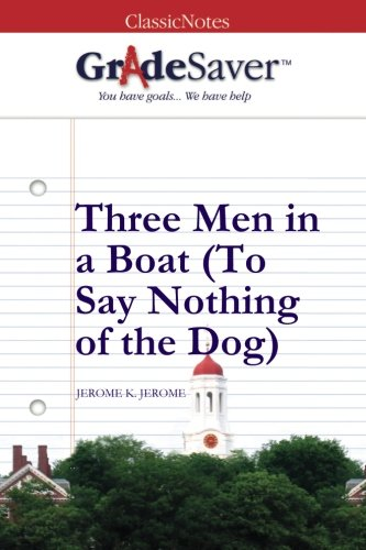 Three Men In A Boat Quiz Book Quizzes Online 2