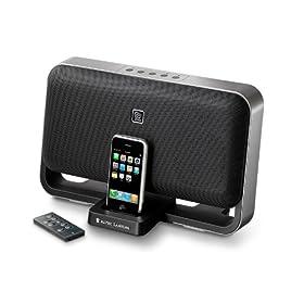 Altec Lansing T612 Digital Speaker for iPod and iPhone (Black)
